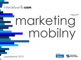 Internet mobilny potrafi uzależnić. Raport Interaktywnie.com