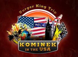 Kampania Burger King z Kominkiem