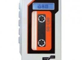 Odtwarzacz w retro klimatach. Słuchaj mp3 z kasety