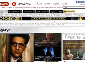 Filmweb rozwija publicystykę i tworzy internetowy magazyn