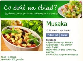 Knorr - Co dziś na obiad?