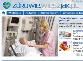 Infornext.pl startuje z nowym wortalem medycznym