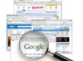 Bing rośnie najszybciej, choć nadal ma marny udział w rynku