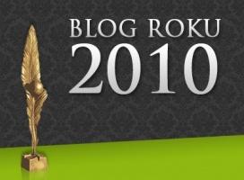 Blog Biszopa najlepszym blogiem 2010 roku