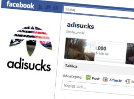 Strona akcji adisucks