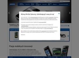 Prostszy adres Samsunga. Informacje o telefonach w jednym miejscu