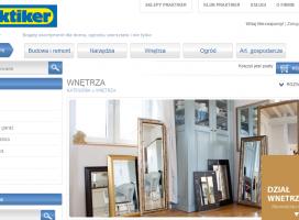 Praktiker stawia na internet i uruchamia e-sklep