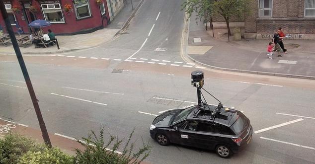 Google Street View. Jak chronić prywatność?