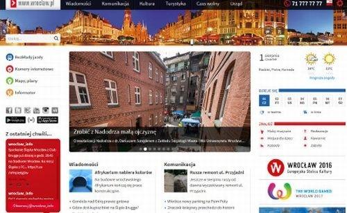Eksperci oceniają nowy portal Wrocławia