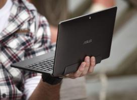 Asus Eee Pad Transformer. Tablet, który zmienia się w netbooka