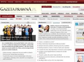 Dziennik Gazeta Prawna w maju na iPadzie