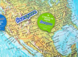 Sprzedaż na mapie, czyli jak reklamować się w Foursquare