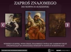 Case study: Wirtualna Modrzejewska w Sukiennicach