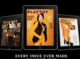 Playboy na iPada, czyli wszystkie króliczki w zasięgu ręki