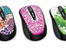 Artystyczna myszka od Microsoftu
