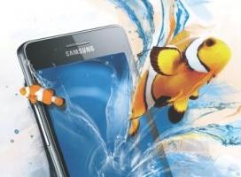 Samsung Galaxy S II - kampania