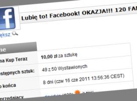 10 tysięcy fanów za 200 euro - nowy wymiar marketingu na Facebooku