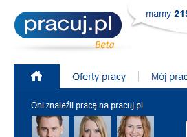 Pracuj.pl z nowym logo i layoutem