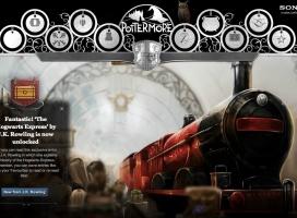 Pottermore.com, czyli ciąg dalszy Harrego Pottera online