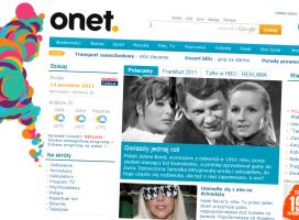 Onet.pl po zmianach