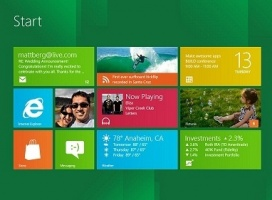 Windows 8 bez przycisku Start i z problemami