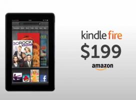 Kindle Fire za 199 dolarów. Pozamiata?