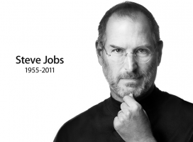 Steve Jobs, fot. Apple