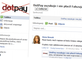 Protest-page DotPay