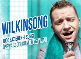 Wilkinsong, czyli CeZik śpiewa reklamowo