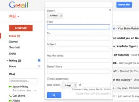 Tak wygląda nowy Gmail. Już można go uruchomić