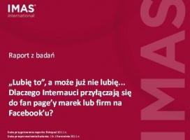 Badanie IMAS International