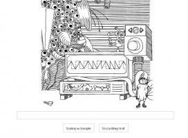 Świetny Google Doodle dla Lema. Zagraj!