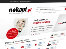 Nokaut.pl idzie na zakupy. Pieniądze zbierze z giełdy