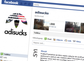 Adisucks - jedna z porażek 2011 roku w social media