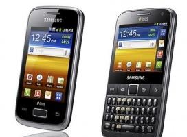 Samsung Galaxy dotykowy lub z klawiaturą. Na dwie karty SIM