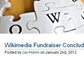Wikipedia pozostanie bez reklam. Wielki sukces zbiórki