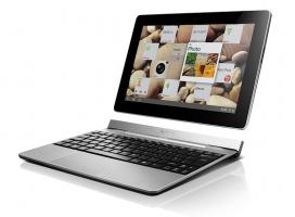 Lenovo pozazdrościł Asusowi. Wypuści tablet z klawiaturą