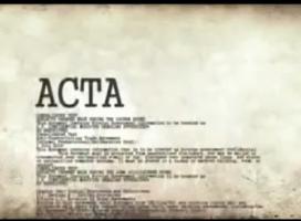 ACTA. za Youtube