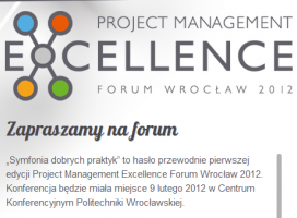 PM Excellence Forum Wrocław