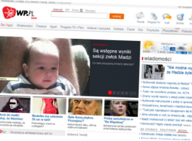 WP.pl bardziej światowo. W końcu jest przejrzyście