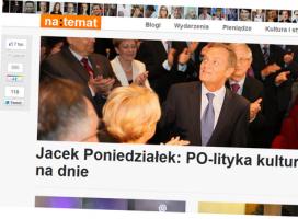 NaTemat.pl wchłonął social media. Technicznie to jednak porażka