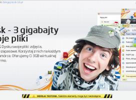 GG uruchamia wirtualny dysk na wzór Dropboxa