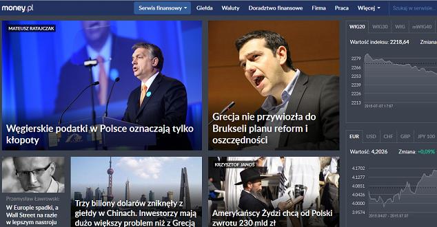 Kafelkowe standardy, czyli jak eksperci oceniają nową stronę Money.pl