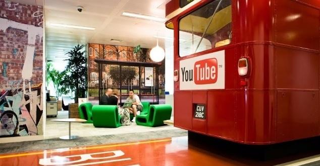Biuro Google w Londynie (fot. Google Press Room)