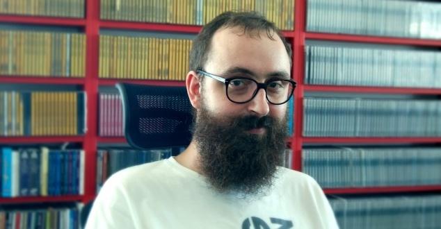 Michal Szturomski (fot. IMS)