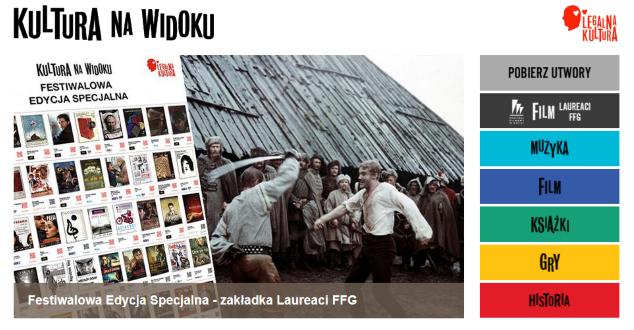 Najlepsze polskie filmy dostępne online. Większość z nich za darmo.