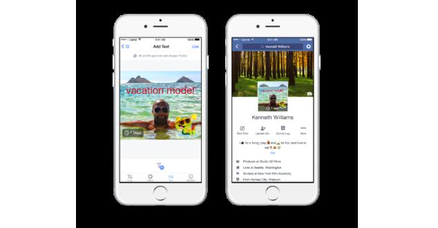 GIF-y zamiast tradycyjnych zdjęć profilowych na Facebooku?