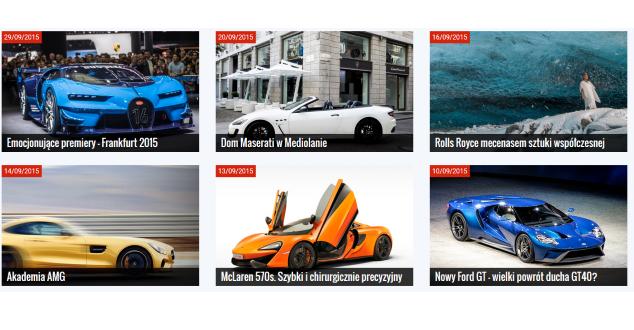 speedandpower.com - zrzut z ekranu