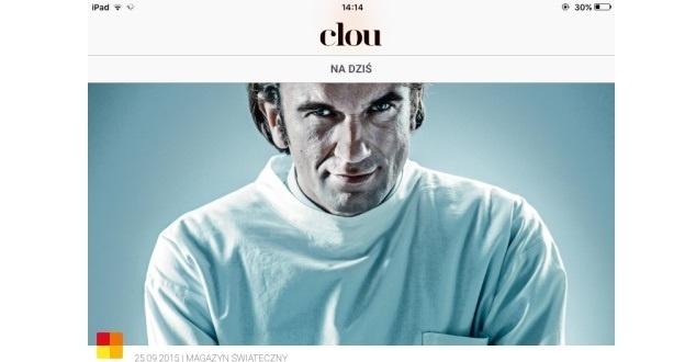 Clou - aplikacja mobilna Agory