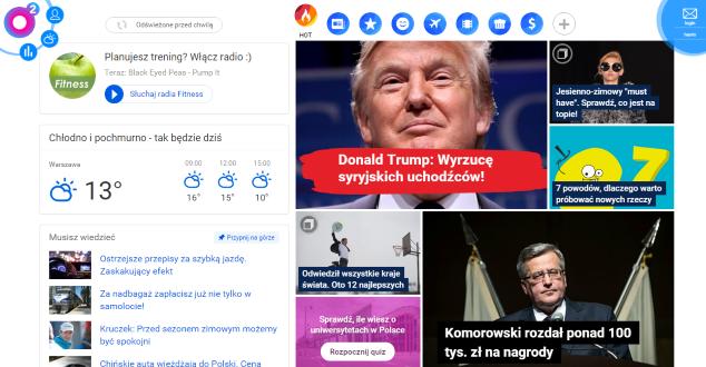 Nowe o2.pl to ciekawy i odważny pomysł, może nawet zbyt odważny...